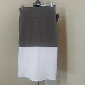 LuLaRoe Cassie Pencil Straigh Skirt S Modest